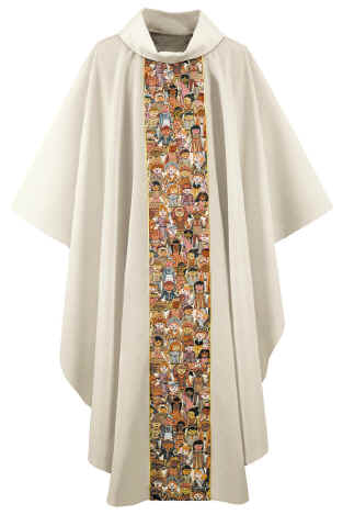 Children of the World Chasuble