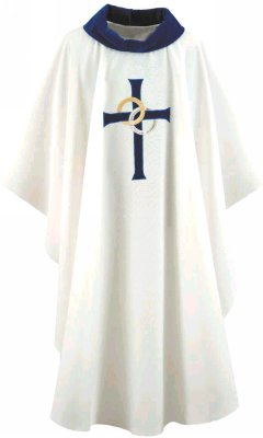 Wedding Cross Rings Clergy Chasuble Vestments