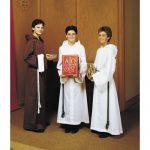 altar server robes with hood