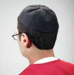 clergy skull cap
