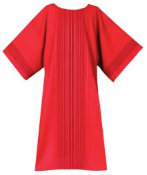 red deacon dalmatic robe
