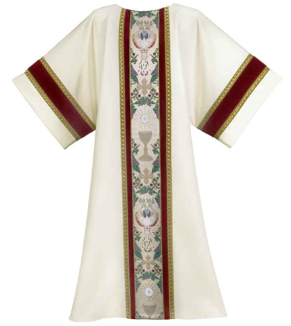 tapestry coronation deacon robe